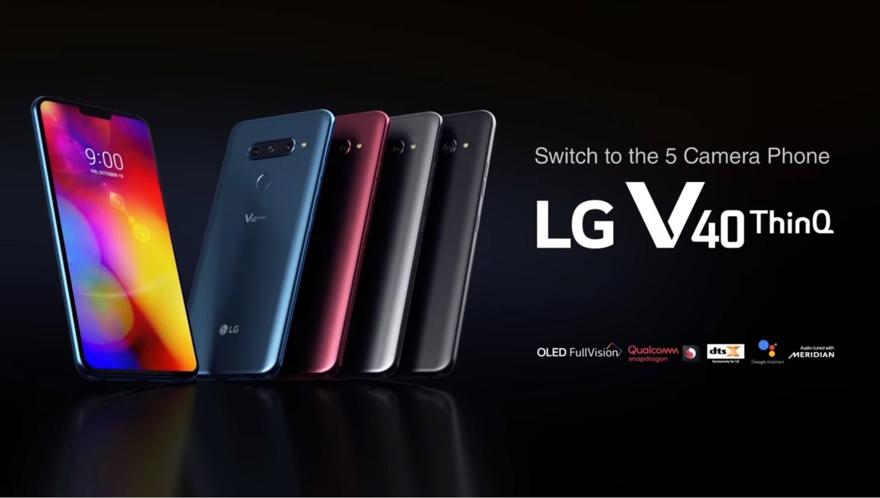 LG V40 THINQ_PRODUCT