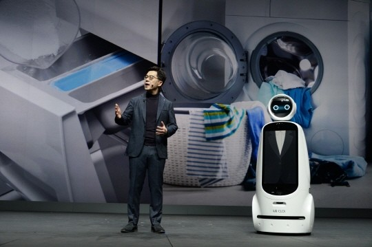 LG ELECTRONICS' PROMISE OF AI FOR AN EVEN BETTER LIFE DELIVERED AT