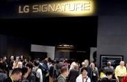 CES2019 : LG SIGNATURE