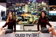 CES 2019_LG전자 88인치 8K 올레드 TV