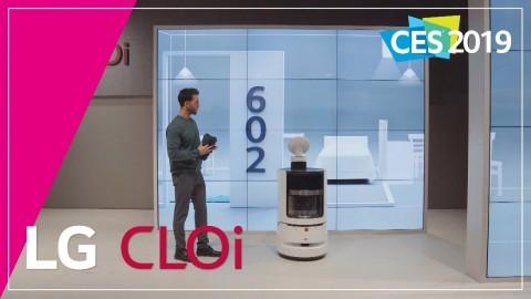CES 2019 : LG CLOI_FULL VERSION