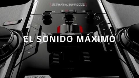 LG CM9960 PRODUCT MOVIE (SPANISH)