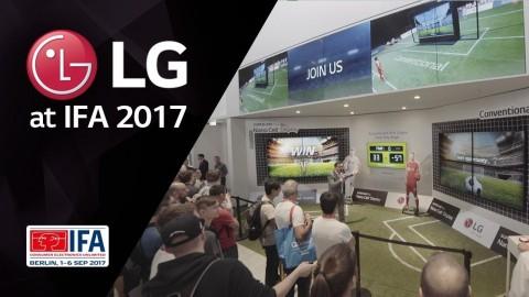 IFA 2017 : LG SUPER UHD TV