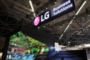 LG SHOWCASES ITS SUPERIOR INFORMATION DISPLAY SOLUTIONS AT ISE 2019
