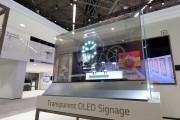 LG Transparent OLED Signage 03