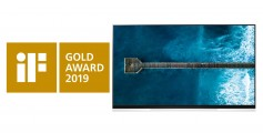 LG OLED TV BRINGS HOME iF GOLD AWARD FOR DESIGN EXCELLENCE