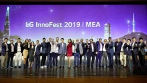 [BEYOND NEWS] VIPS FROM MEA EXPERIENCE LG'S PRESENT AND FUTURE AT INNOFEST 2019