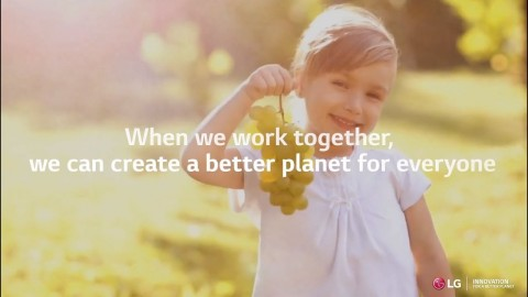 LG'S COMMITMENT TO THE ENVIRONMENT