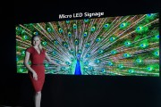 AT INFOCOMM LG IMPRESSES WITH NEW BUSINESS SOLUTIONS INNOVATIONS LED BY MICRO LED SIGNAGE