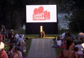 LG Sunset Cinema 5