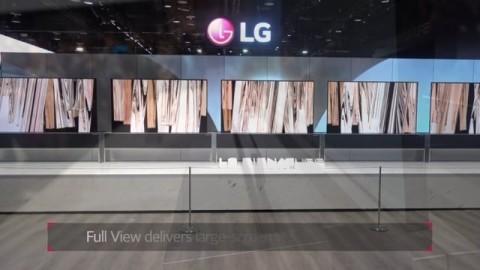 CES 2019 : LG SIGNATURE OLED R