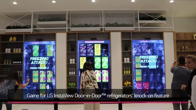IFA 2019 : INSTAVIEW DOOR-IN-DOOR & TWINWASH ZONE