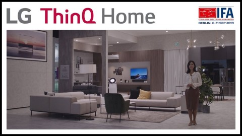 IFA 2019 : LG THINQ HOME_FULL VERSION