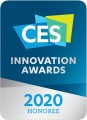 CES2020 Innovation Award Honoree