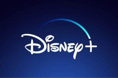 Official logo of the Disney+ app