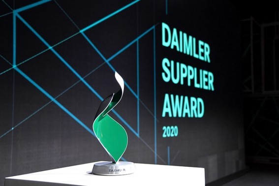 Daimler Supplier Award 02
