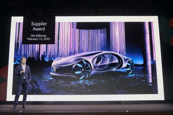 Daimler Supplier Award 03