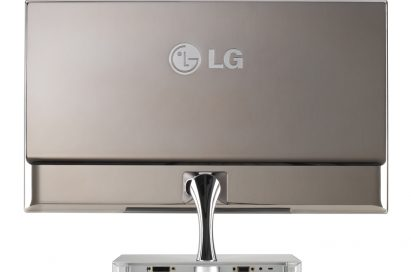 Rear view of the LG E90