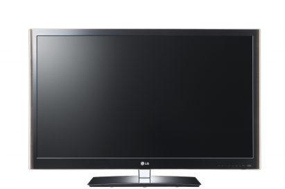 LG Full HD TV model LV5500 Front View