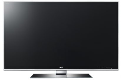 LG Full HD 3D-enabled HDTV INFINIA LW9500 FrontView