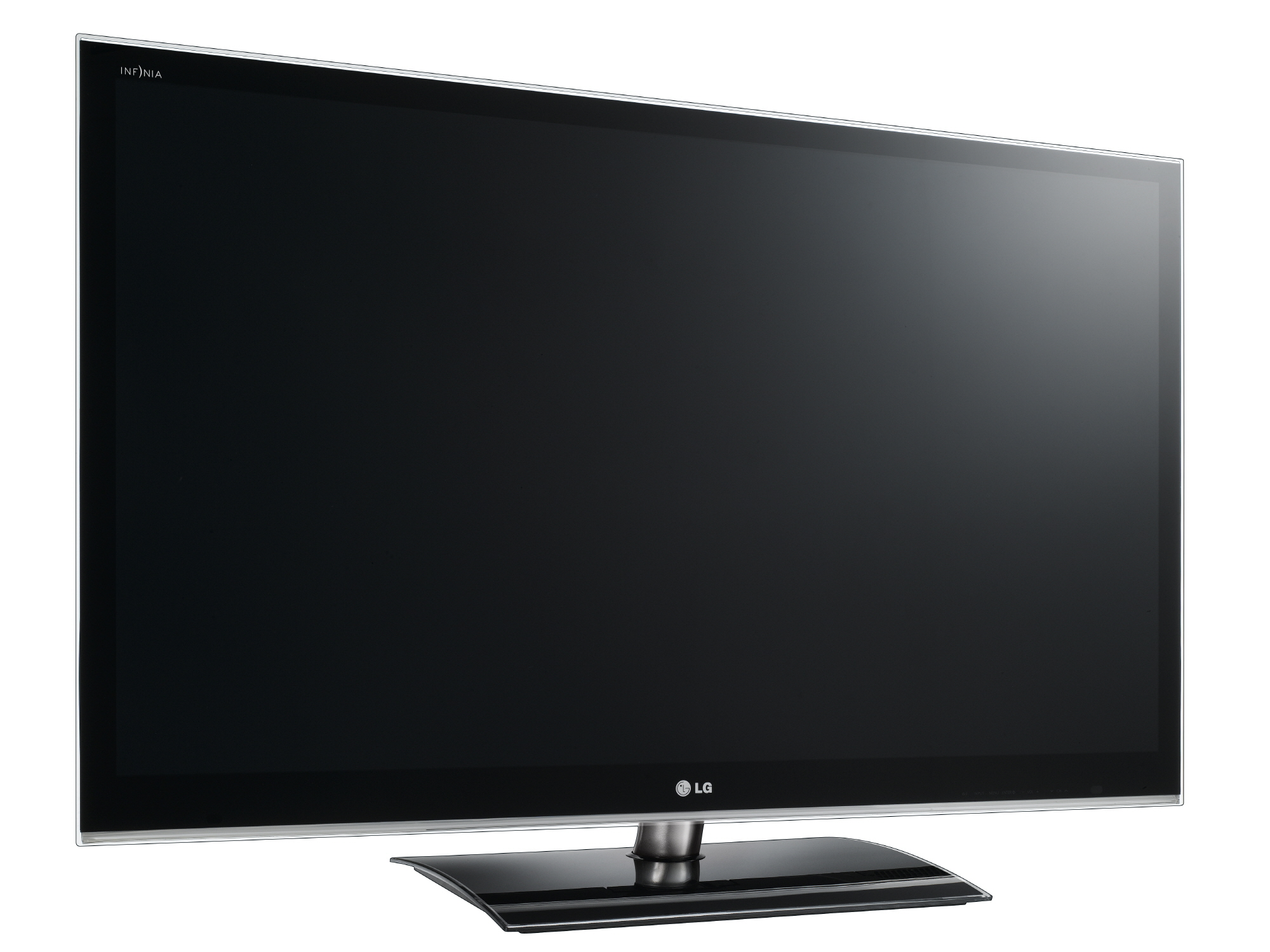 Left-side view of LG INFINIA PZ950
