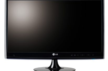 Front view of the LG Network Attached Storage Device model MM1