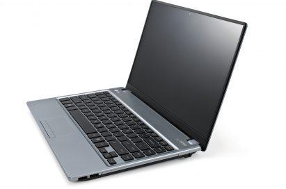 LG notebook Blade model P430 in mistyblue