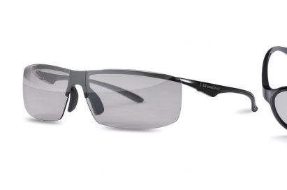 LG's new 3D Glasses - the clip-on F320, the F310 and the Alain Mikli F360