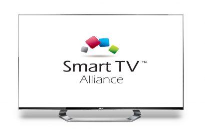 Logo of Smart TV Alliance