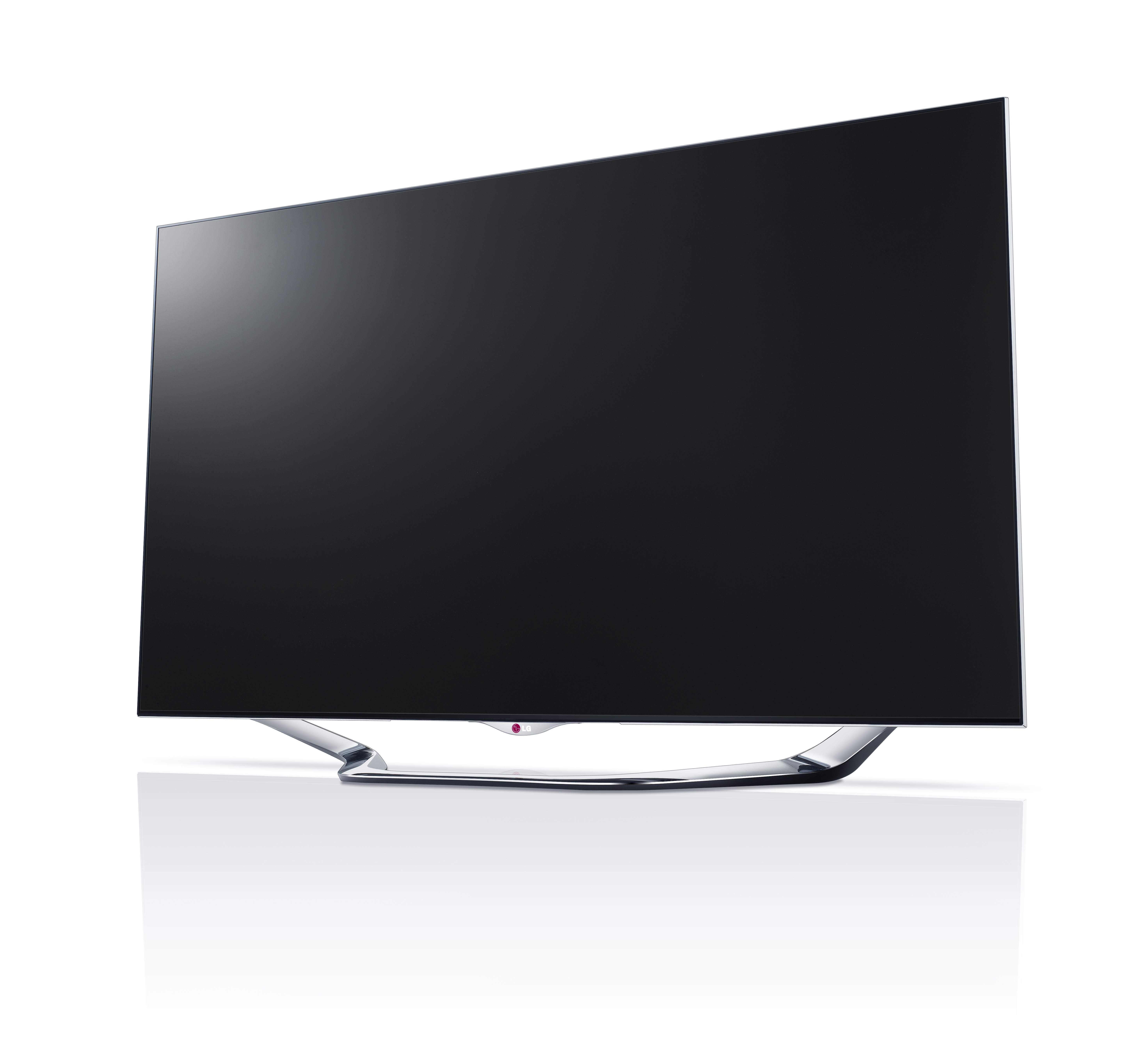 A right-side view of LG IPS monitor ColorPrime model EA83