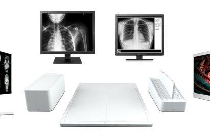 The full lineup of LG's Medical Monitors