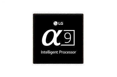The LG Alpha 9 Intelligent Processor