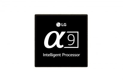 A chipset of the LG A9 Intelligent Processor