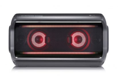 Front view of LG Portable Speaker