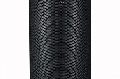 Front view of LG ThinQ Speaker
