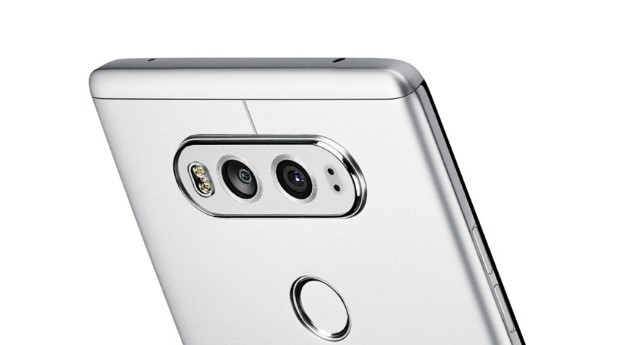One of the initial candidates for LG G8 ThinQ's rear design