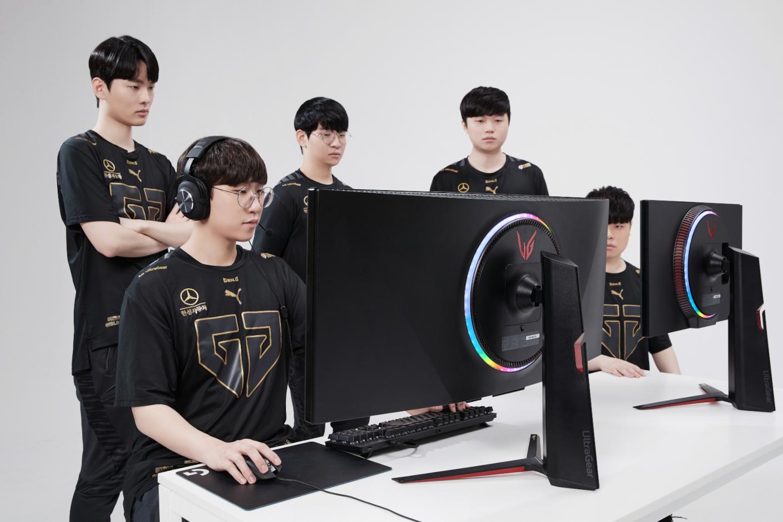 LG Gandeng Gen.G, Hadirkan Monitor LG UltraGear Untuk Kembangkan Esports