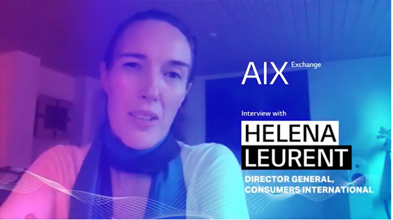 An interview with Helena Leurent, director general of Consumers International