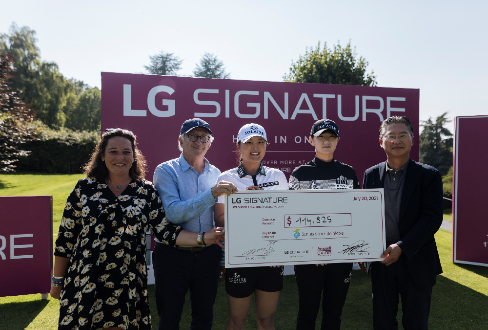 Stronger Together, LG SIGNATURE Supports Families Affected by Autism