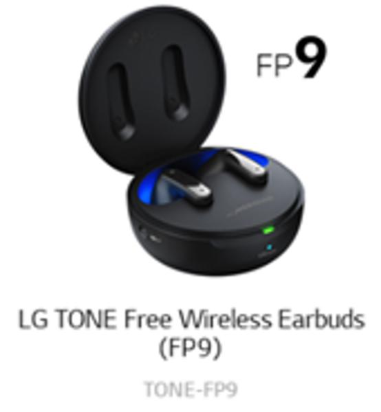LG TONE Free FP9 Black