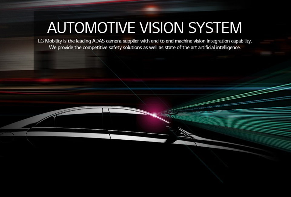 How LG's Enhanced In-Vehicle Cabin Camera Makes Driving and Riding Safer