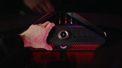 LG UltraGear Gaming Speaker (model GP9)