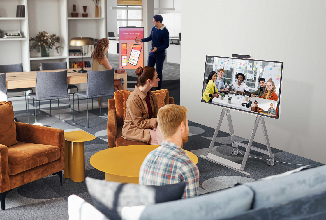 LG One:Quick, Innovative Communication Solution for New Way of Working